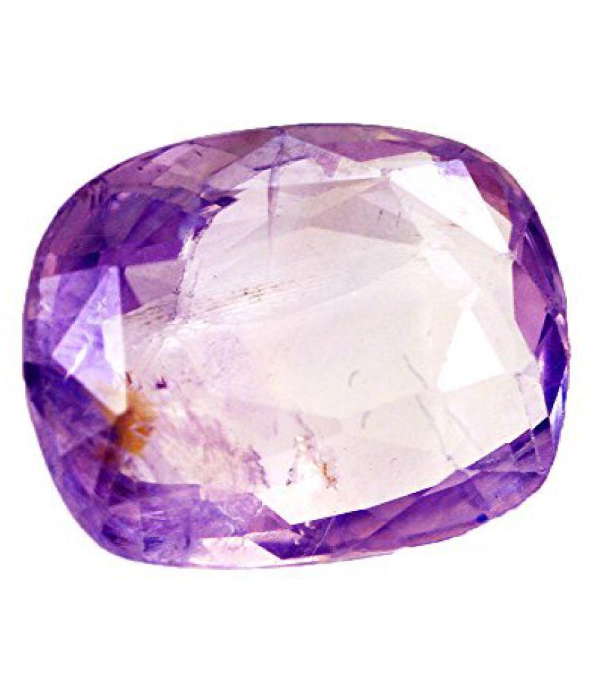 Certified 5.43 Ct Khooni Neelam Real Sapphire Loose Gemstone