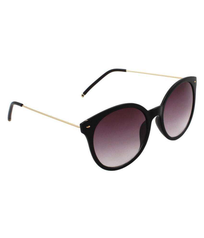 6By6 Voilet Round Sunglasses ( 6B6SG1770 )