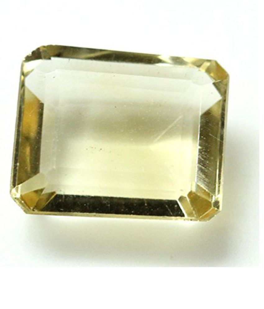 LOOSE 100% NATURAL & CERTIFIED 3.70 ct.CITRINE BIRTHSTONE BY ARIHANT GEMS & JEWELS BY ARIHANT GEMS & JEWELS