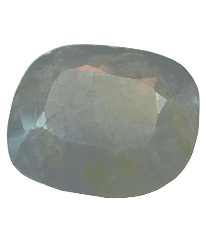 NEELAM 8.58 ct. / 9.53 Ratti Natural & Certified Blue Sapphire (Neelam) GEMSTONE BY ARIHANT GEMS AND JEWELS