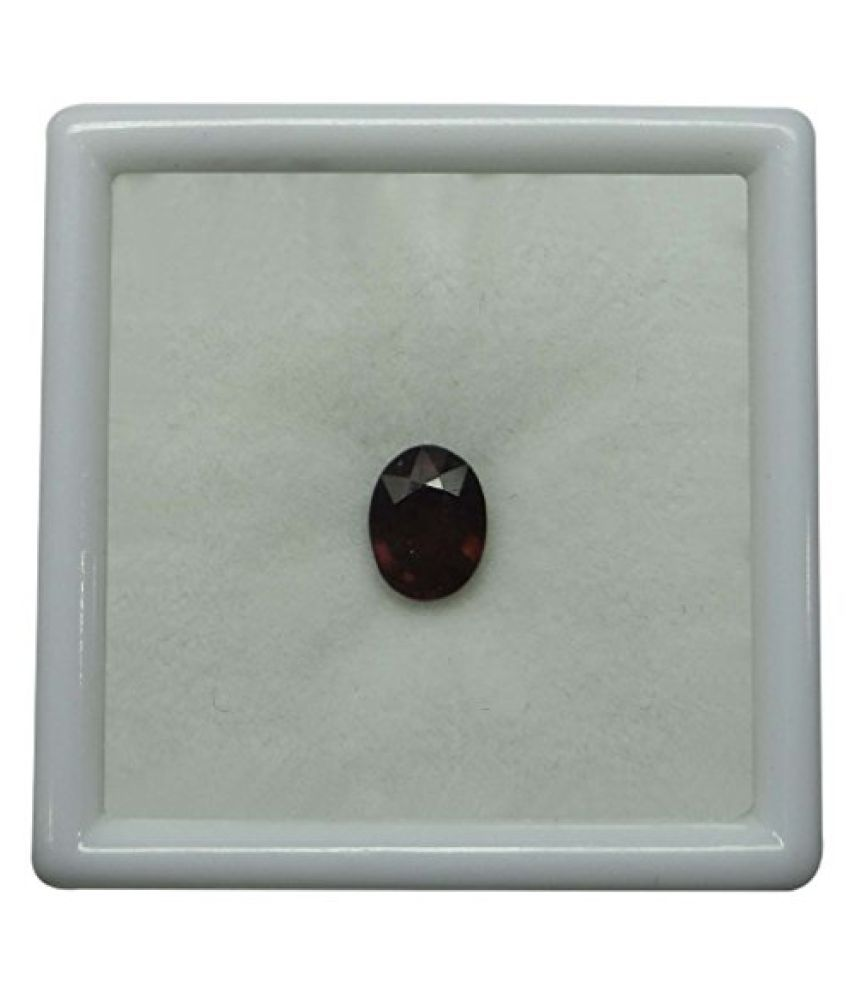 1.56 ct. / 1.73 Ratti PURE & IIGS CERTIFIED RUBY (MANIK) ASTROLOGICAL GEMSTON...