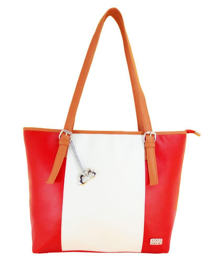 Anglopanglo Multi P.U. Shoulder Bag