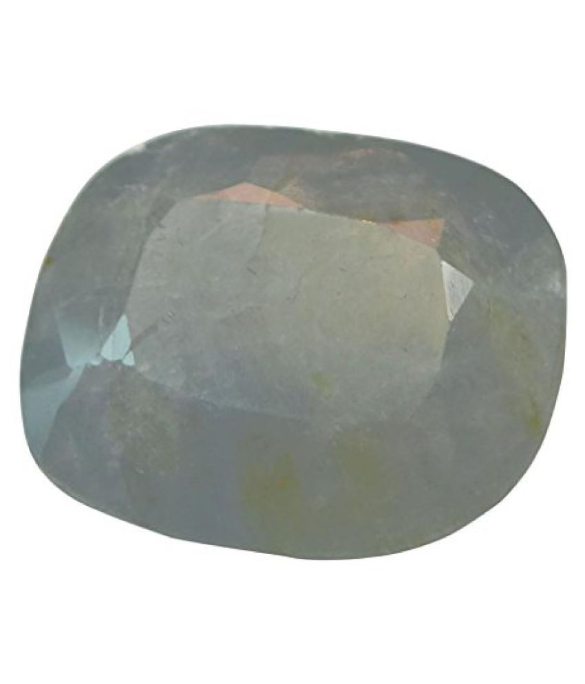 8.58 ct. / 9.53 Ratti Natural & Certified Blue Sapphire (Neelam) GEMSTONE