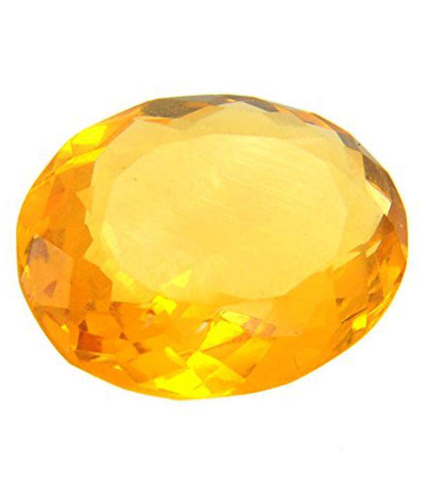 5.25 Ratti Certified Yellow Topaz