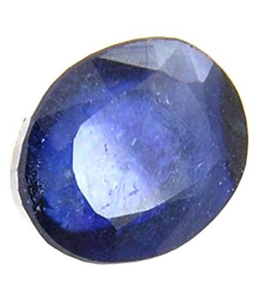 6.50 Ratti Certified Blue Sapphire