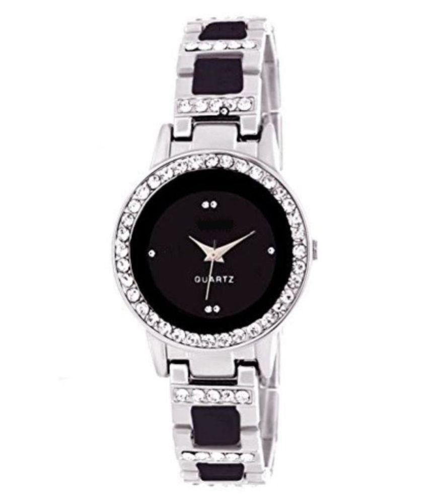 DEKIN Analog Stylish Designer Watches For Womens/Girls- Pack Of 2 ...