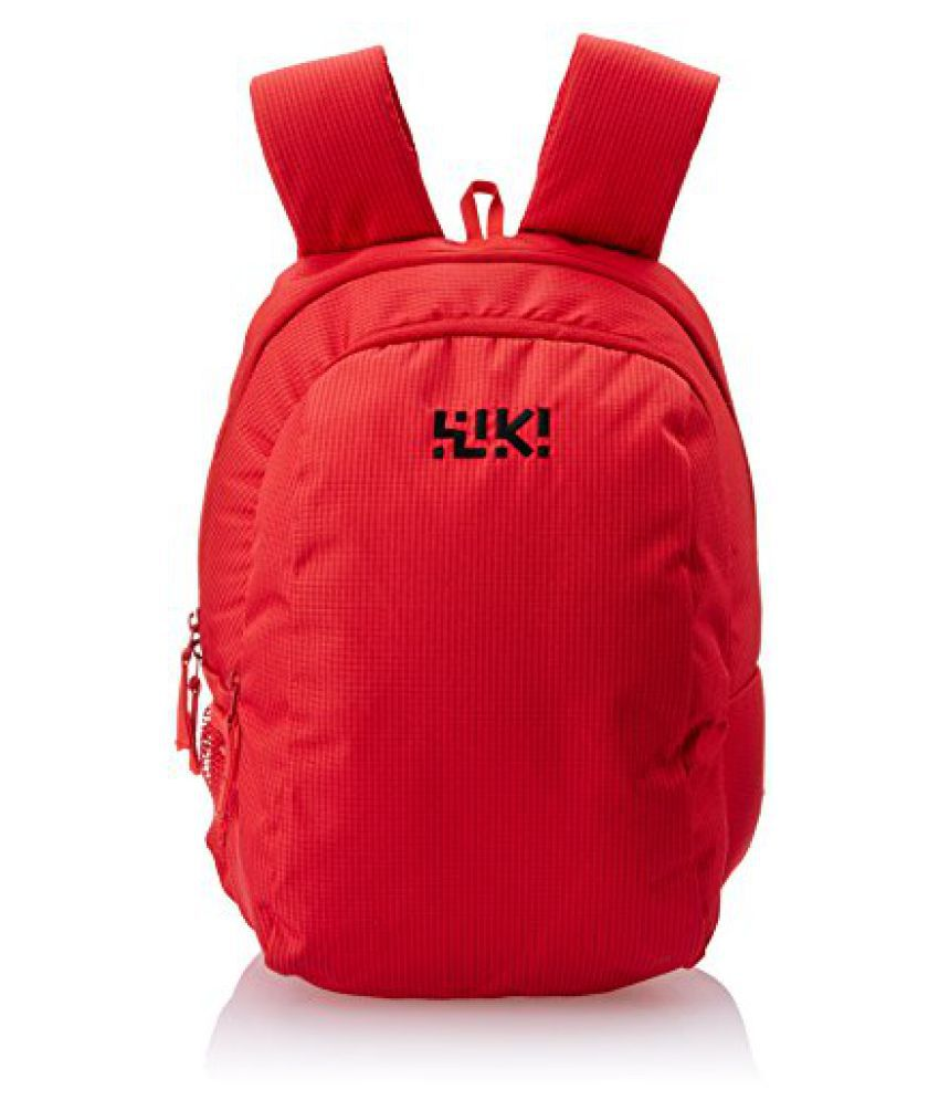 Wildcraft Wiki Daypack 14 liters Red Kids Bag (3 - 5 years