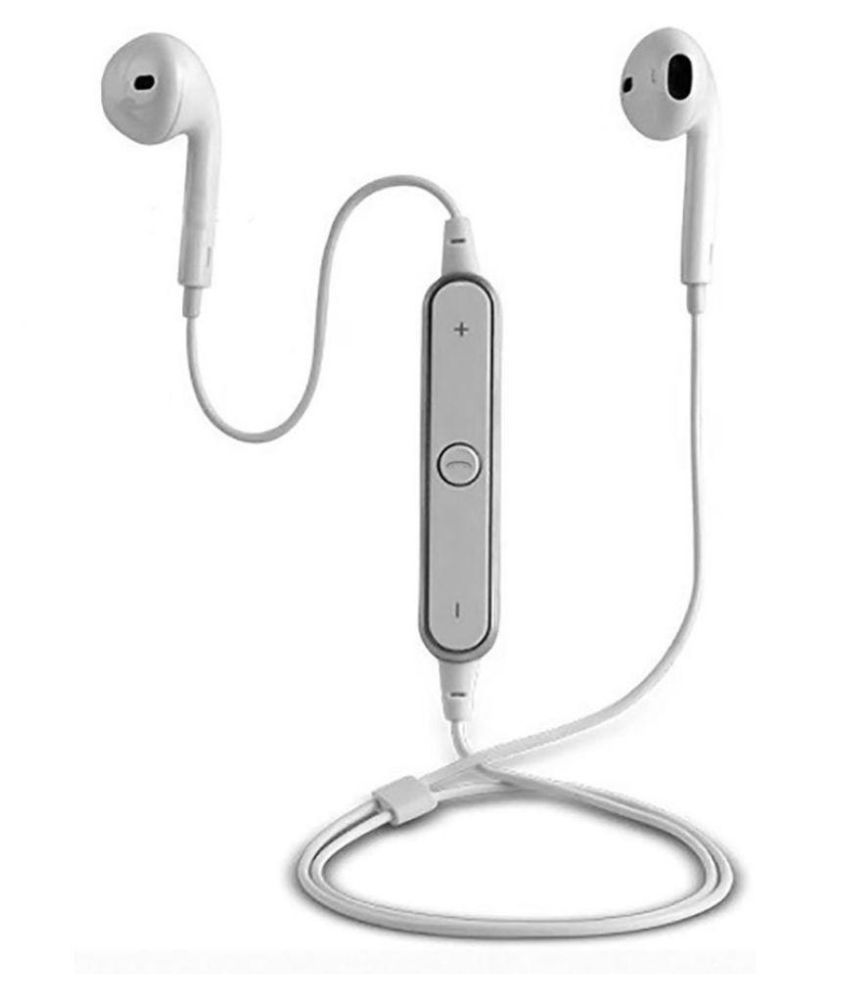 Head Nix Compatible With Samsung S9i Bluetooth Headset - White - Buy Head Nix Compatible With Samsung S9i Bluetooth Headset - White Online at Best Prices in ...