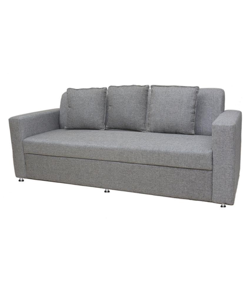bharat lifestyle lexus fabric 3 1 1 sofa set buy bharat lifestyle lexus fabric 3 1 1 sofa set. Black Bedroom Furniture Sets. Home Design Ideas