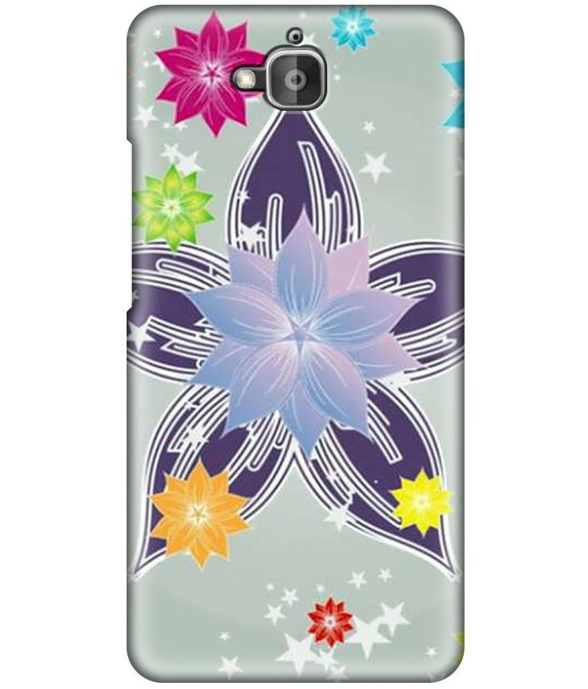 Huawei Honor Holly 2 Plus Printed Cover By ZAPCASE