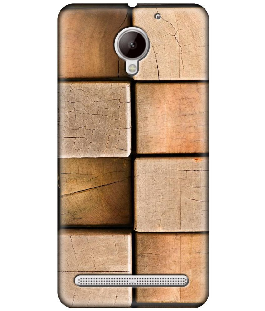 Lenovo Vibe C2 Printed Cover By SWAGMYCASE