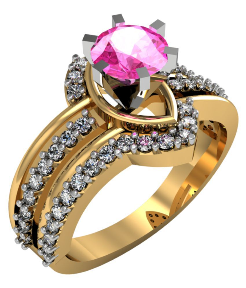 Suvam Jewels 92.5 Silver Ring