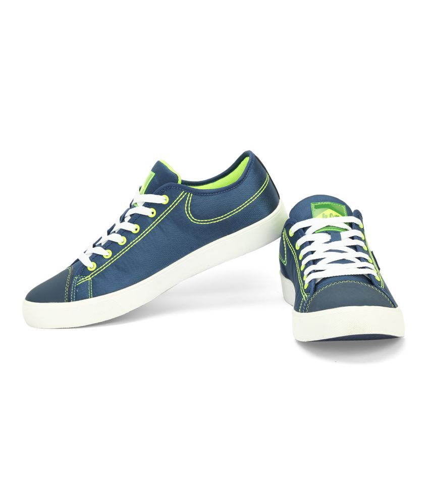 a1d7db29722 Lee Cooper LC3540 Lifestyle Blue Casual Shoes - Buy Lee Cooper ...