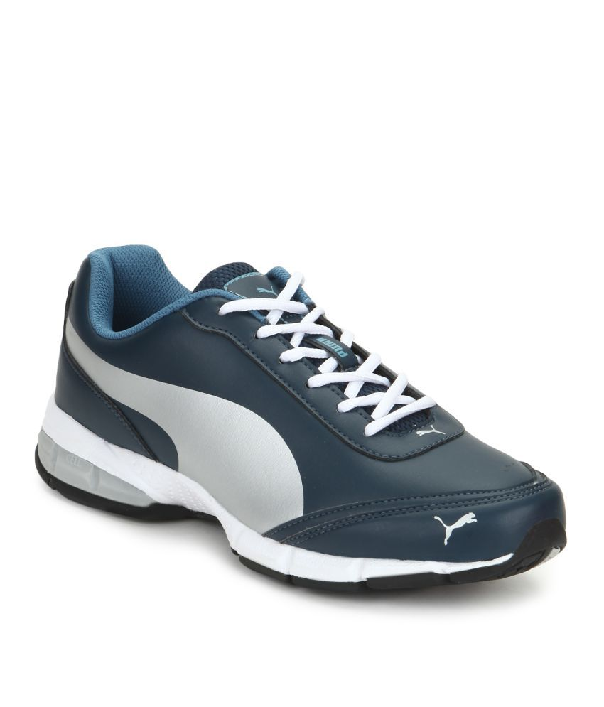 c53027e975e118 Puma Duplex Evo Rush Blue Training Shoes available at SnapDeal for Rs.2079
