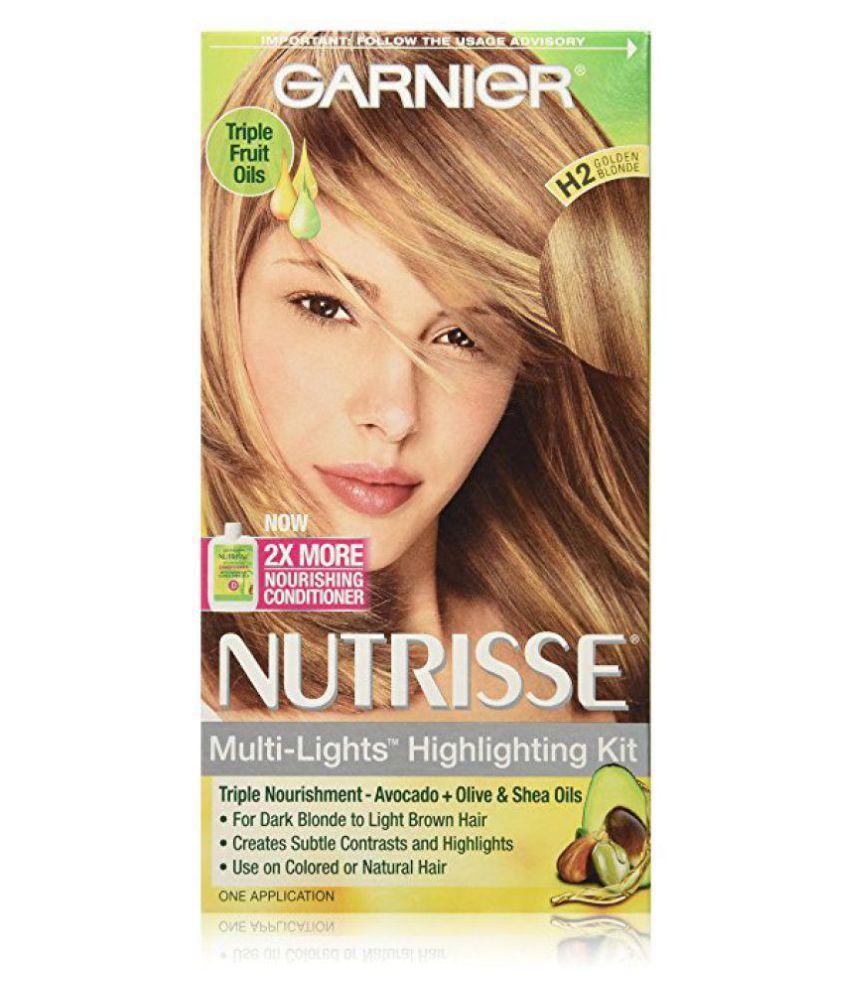 Garnier Permanent Hair Color Golden Blonde 1 Gm: Buy