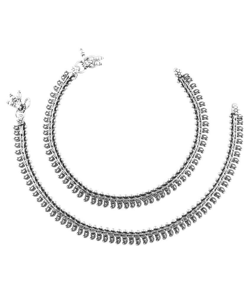 Silver Shop Silver Anklet