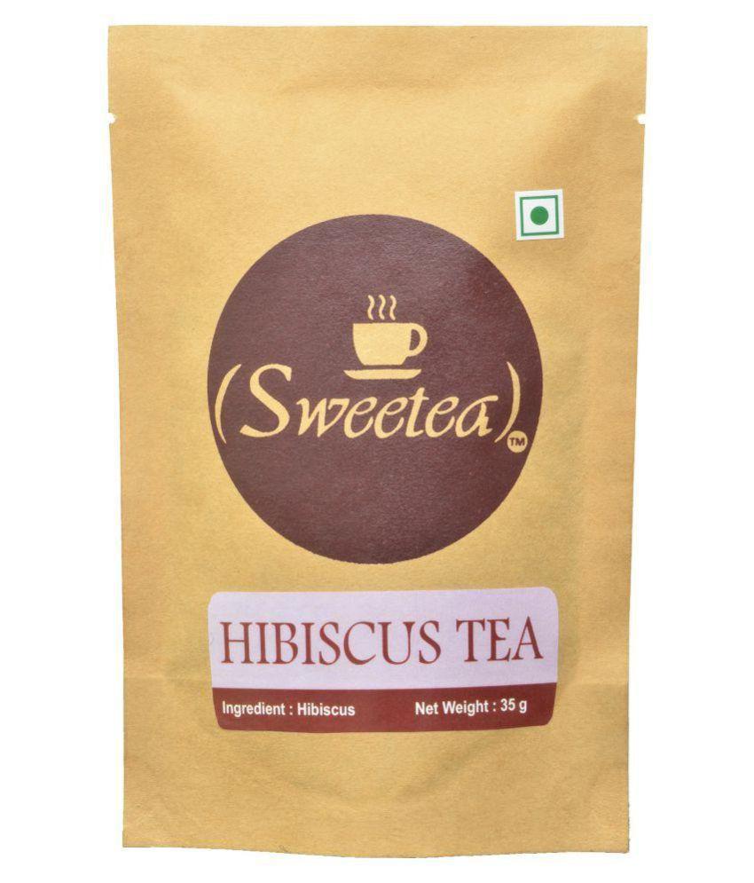 Sweetea Hibiscus Tea 35g Pure Hibiscus Flower Leaf Hibiscus Tea