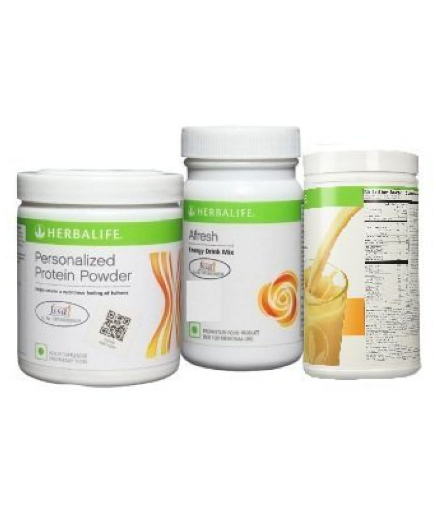Herbalife Weight Loss Package Formula1 Orange Personalized Protein Powder Ppp Afresh Lemon