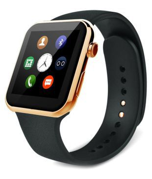Akira Redmi Note 2 Smart Watches Black available at SnapDeal for Rs.5199