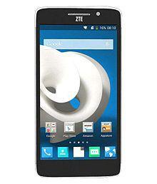 ZTE GRAND S2(CDMA+GSM) 16GB Silver