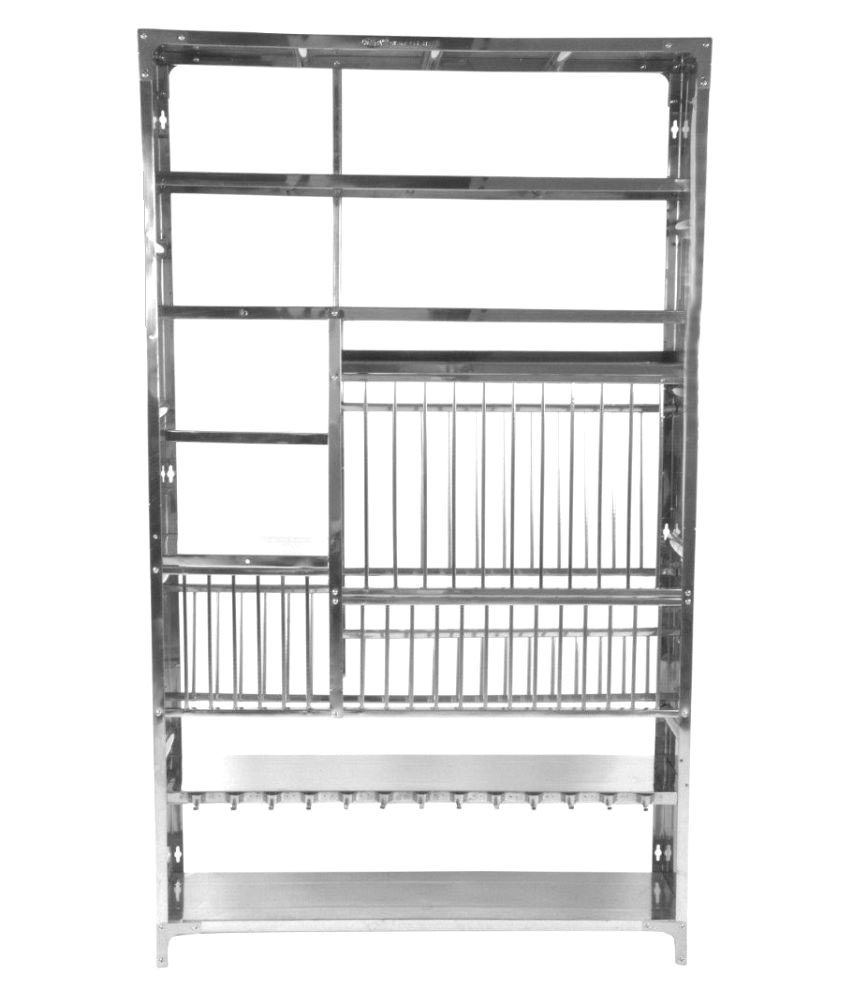 buy bobby stainless steel utensils rack online at low price in india rh snapdeal com