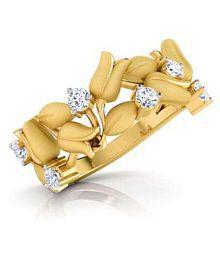 Shri Shiv Chain And Jewellery 18k Yellow Gold Ring