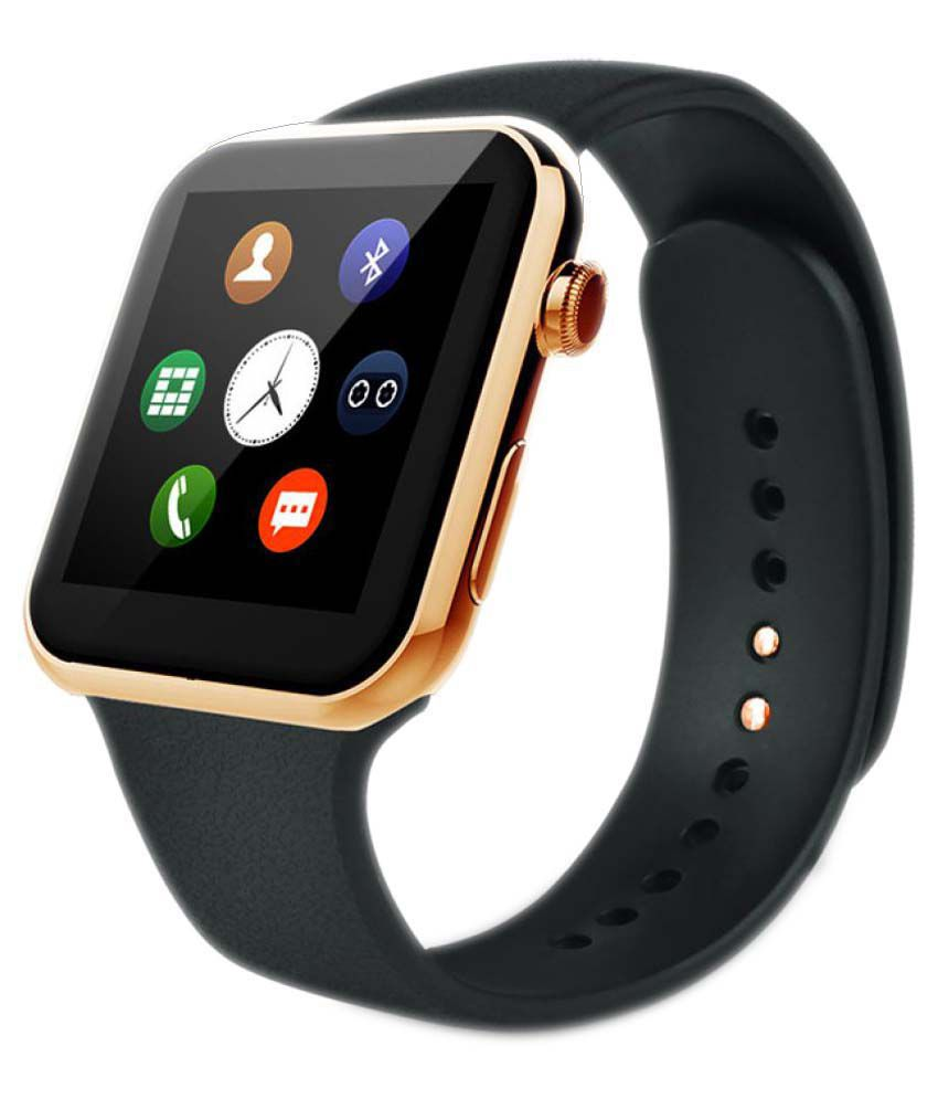 Syl Plus Redmi Note 2 Smart Watches Black available at SnapDeal for Rs.5199
