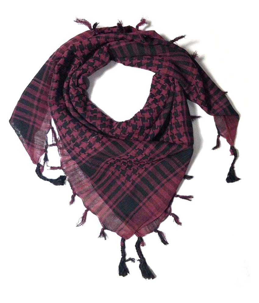 ce3a815d6 Muumuu Multi Casual Scarves  Buy Online at Low Price in India - Snapdeal