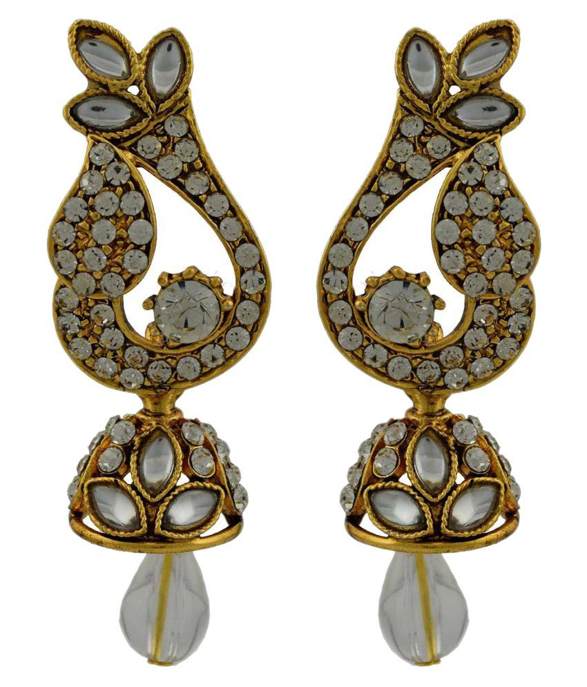 High Trendz Stylish Traditional Ethnic Jhumkis