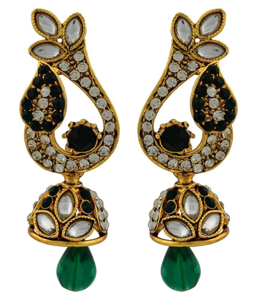 High Trendz Stylish Traditionl Earrings