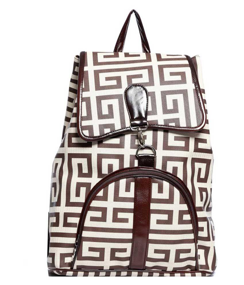 Raeen Plus Multi P.U. Backpack