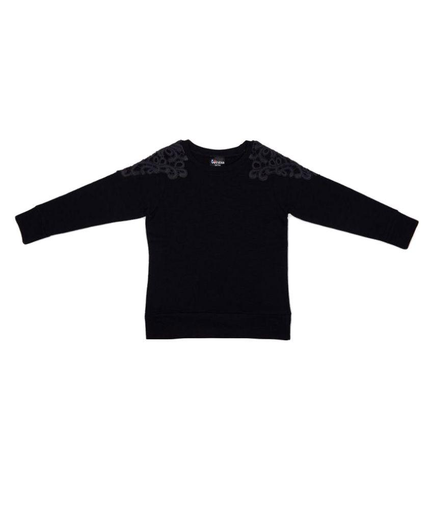 Ventra Black Fleece Sweatshirt