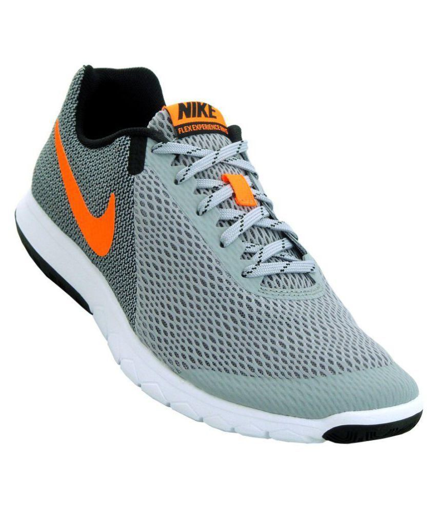 106720250ccb Nike Flex Experience Rn 5 Gray Running Shoes - Buy Nike Flex Experience Rn 5  Gray Running Shoes Online at Best Prices in India on Snapdeal