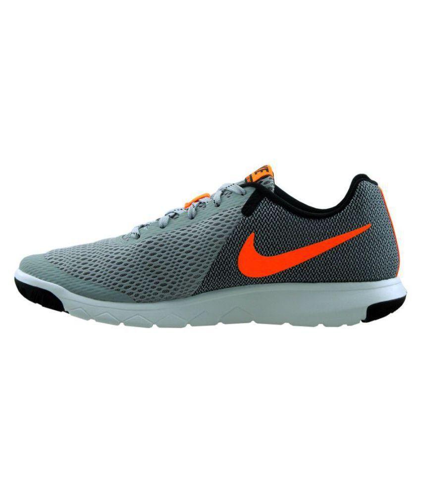 eaf4c55f914e Nike Flex Experience Rn 5 Gray Running Shoes - Buy Nike Flex ...