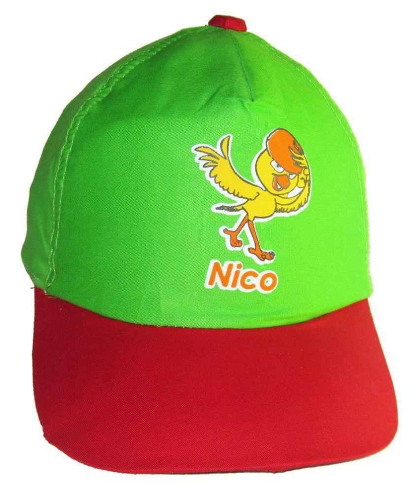 Goodluck Nico Summer Caps for Boys