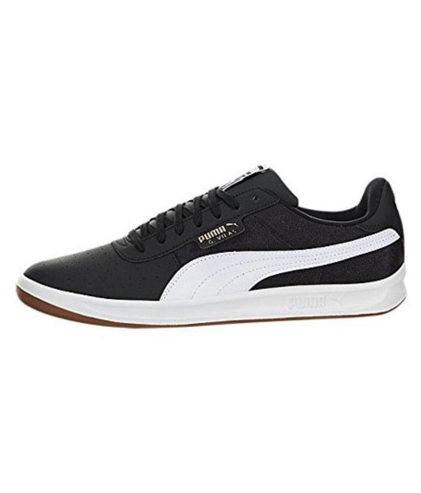 3f4818f4887 Puma G. Vilas 2 Core IDP H2T Sneakers Black Casual Shoes - Buy Puma G. Vilas  2 Core IDP H2T Sneakers Black Casual Shoes Online at Best Prices in India  on ...