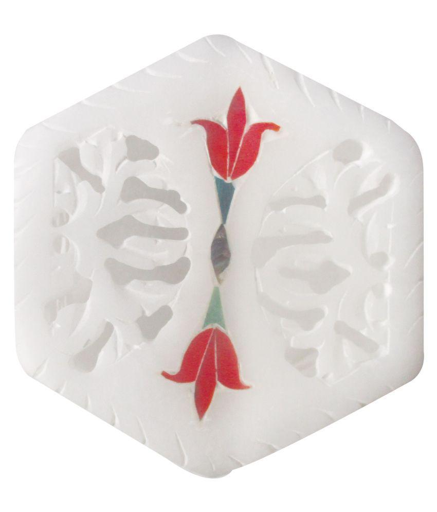 The Piedra White Jewellery Box