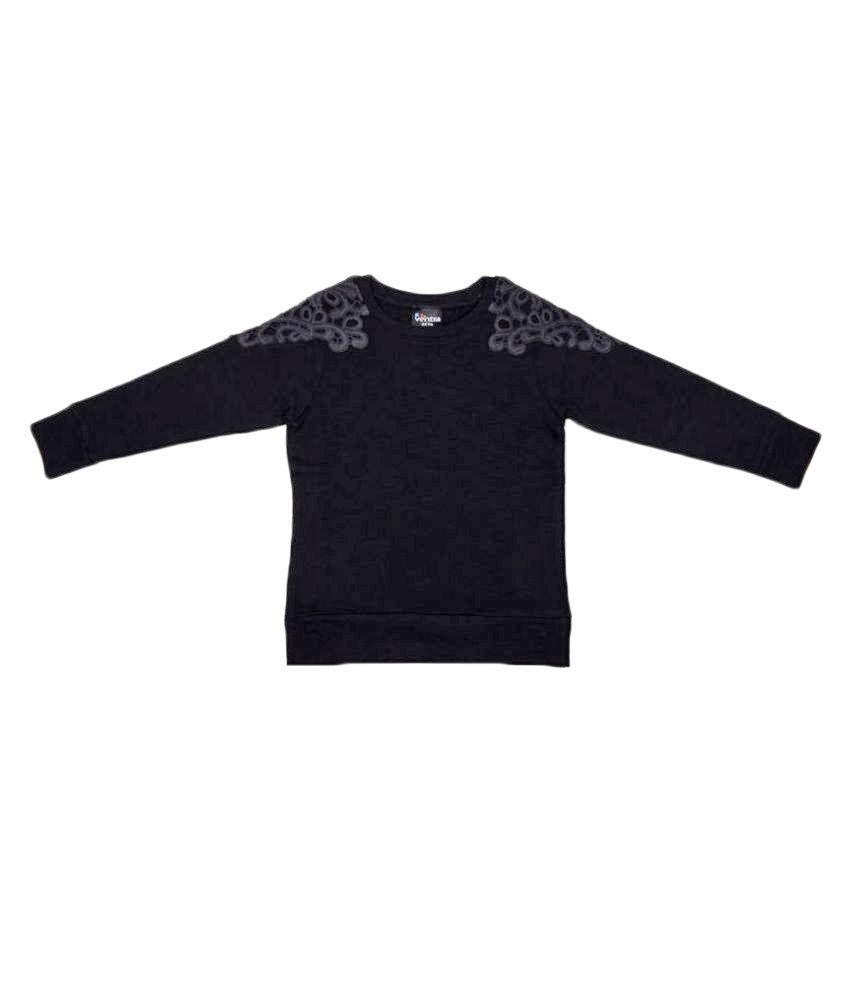Ventra Black Sweatshirt