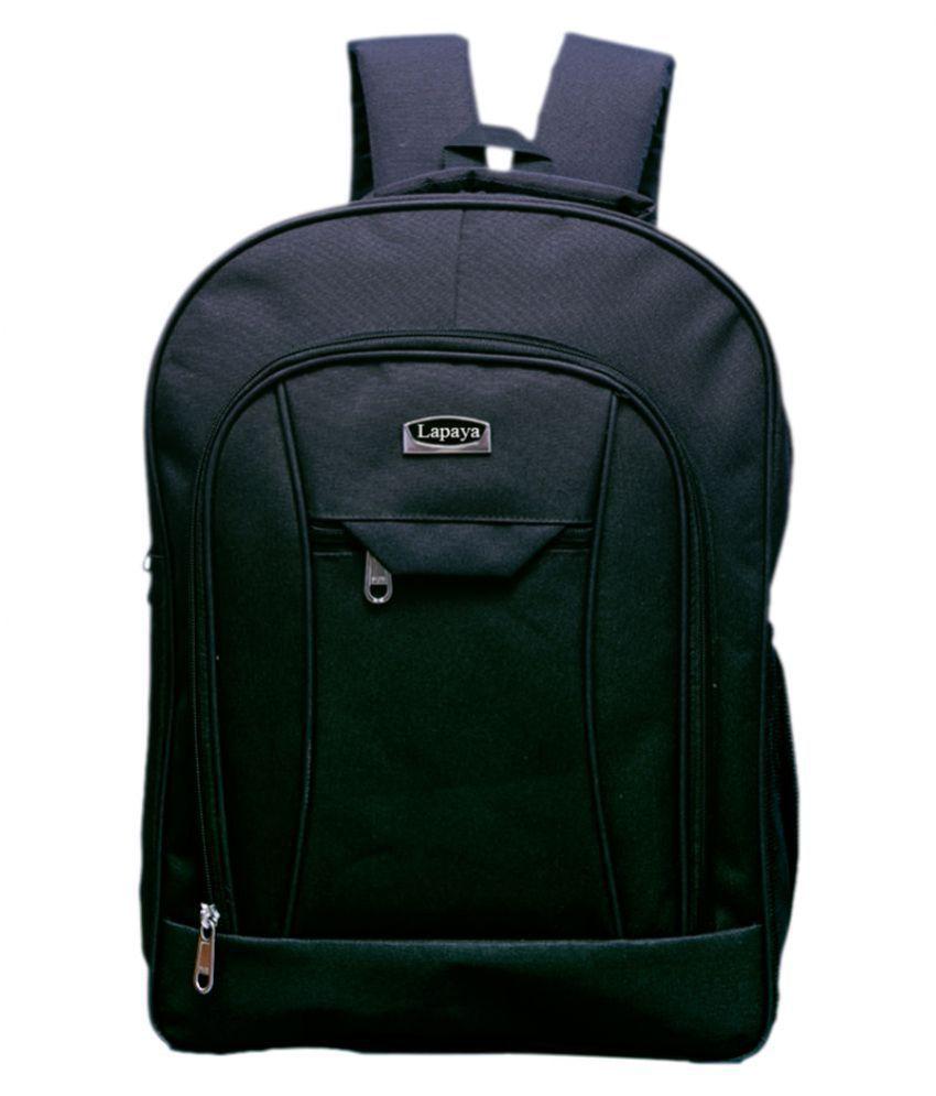 f3341cdecabe Lapaya Black Laptop Bags - Buy Lapaya Black Laptop Bags Online at Low Price  - Snapdeal