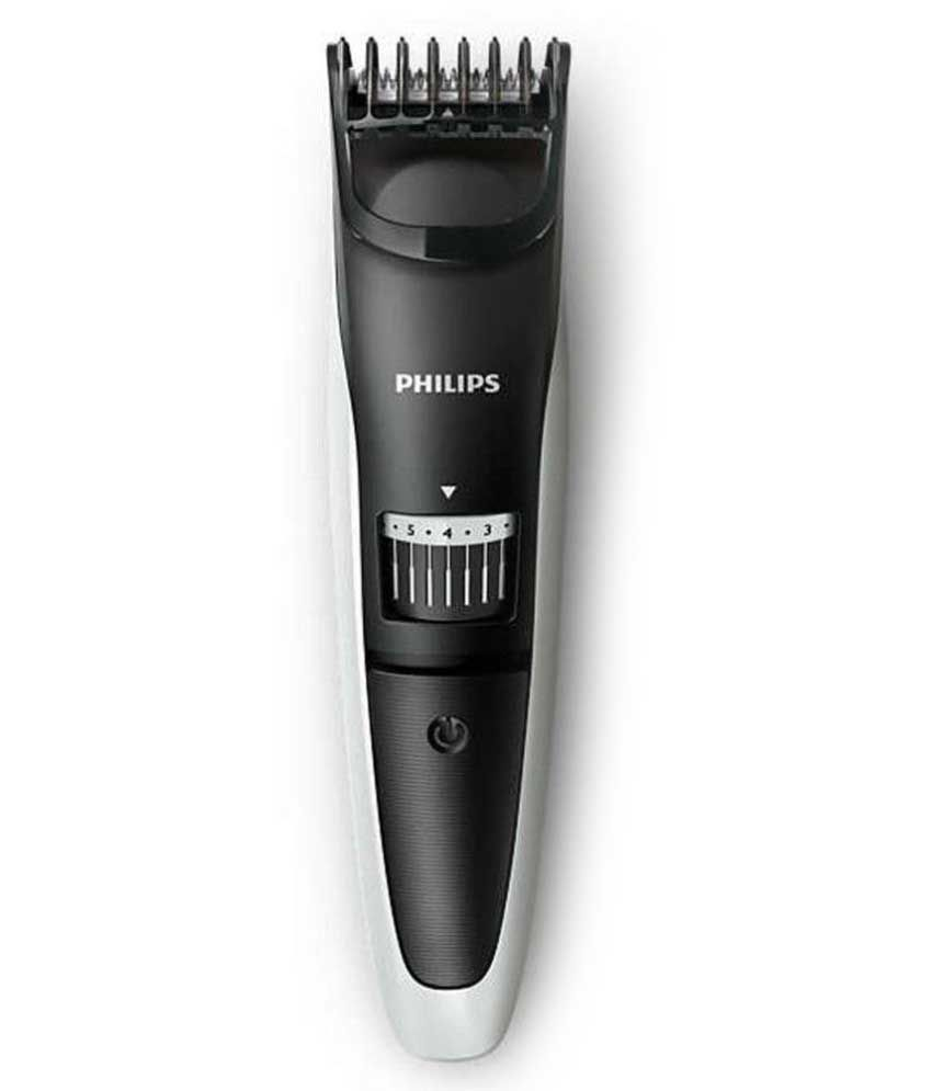 philips qt4009 15 beard trimmer black available at snapdeal for. Black Bedroom Furniture Sets. Home Design Ideas