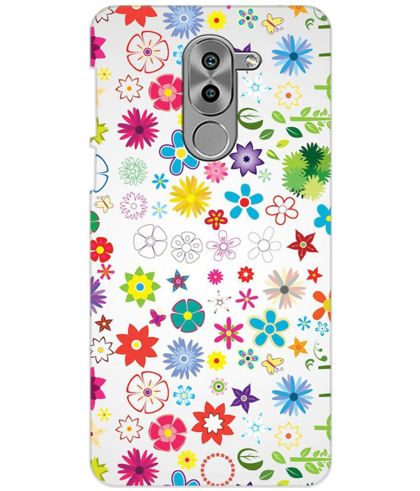 Huawei Honor 6X 3D Back Covers By Aman