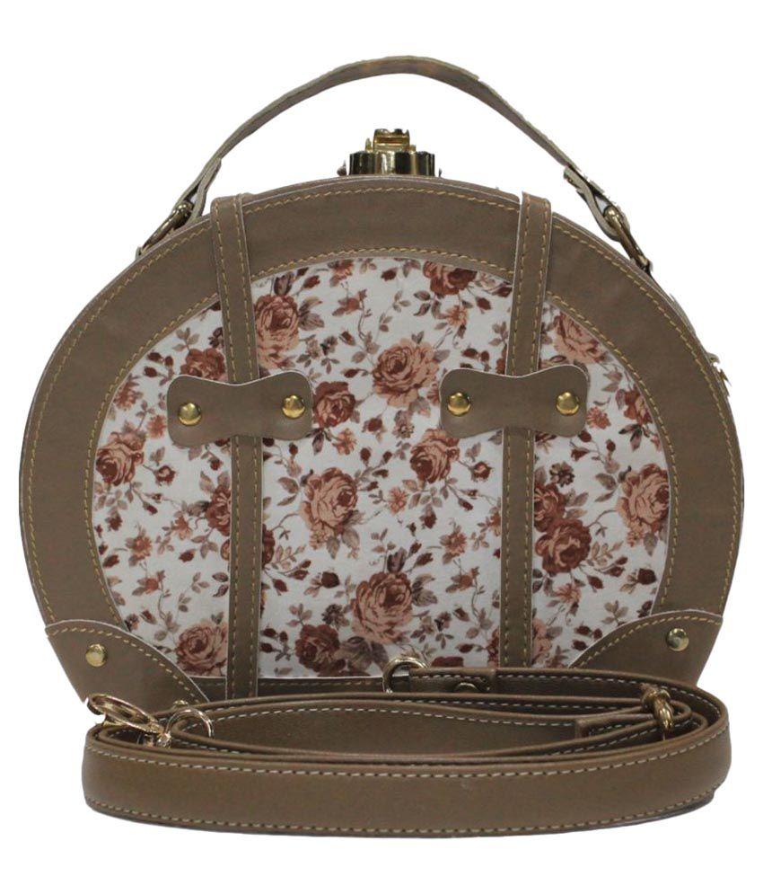 lizzie Multi P.U. Sling Bag