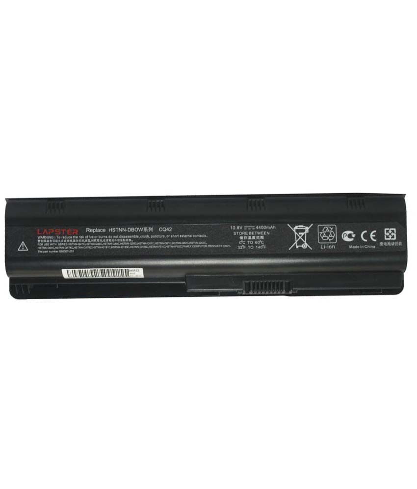 Lapster Laptop battery Compatible For HP CQ42 / MU06