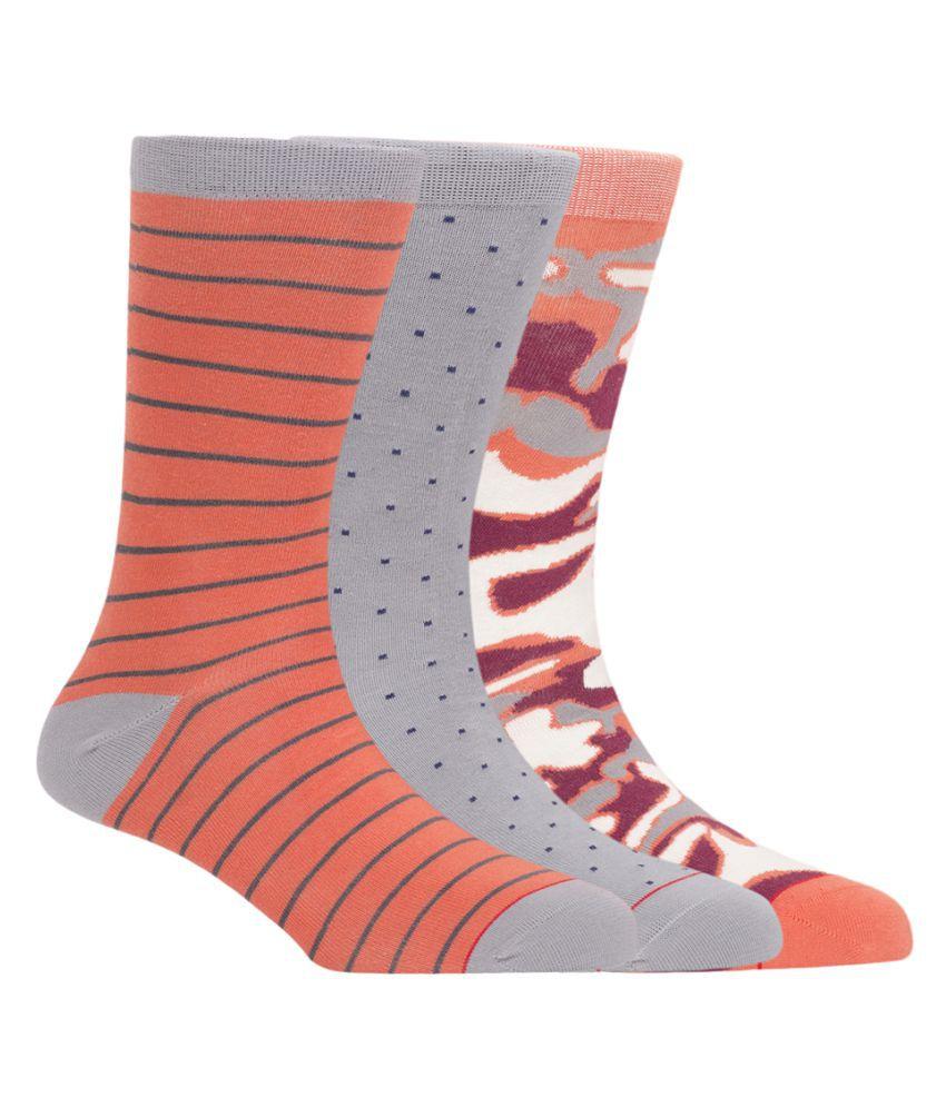 Soxytoes Multi Casual Full Length Socks