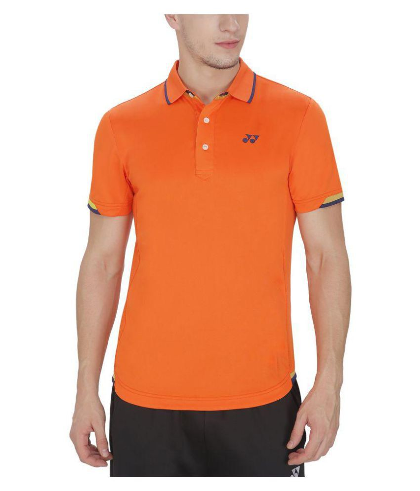 Yonex Orange Tshirt