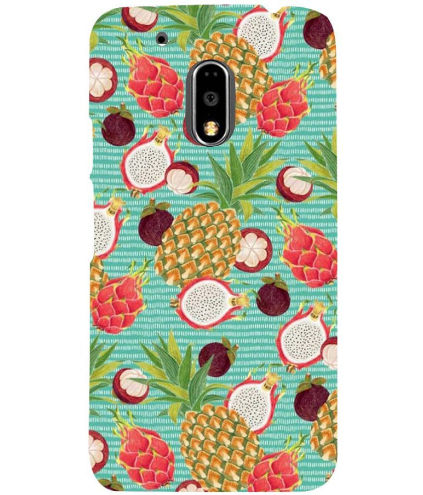 Moto G4 Plus Printed Cover By PrintVisa