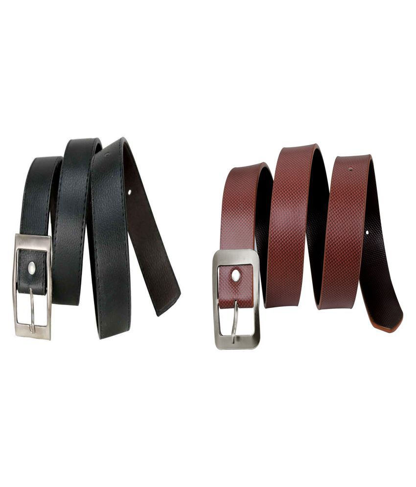 Howdy Multi Leather Casual Belts