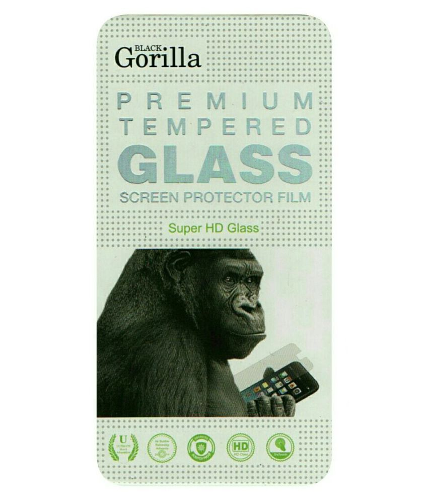Lenovo K6 Power Tempered Glass Screen Guard By Black Gorilla