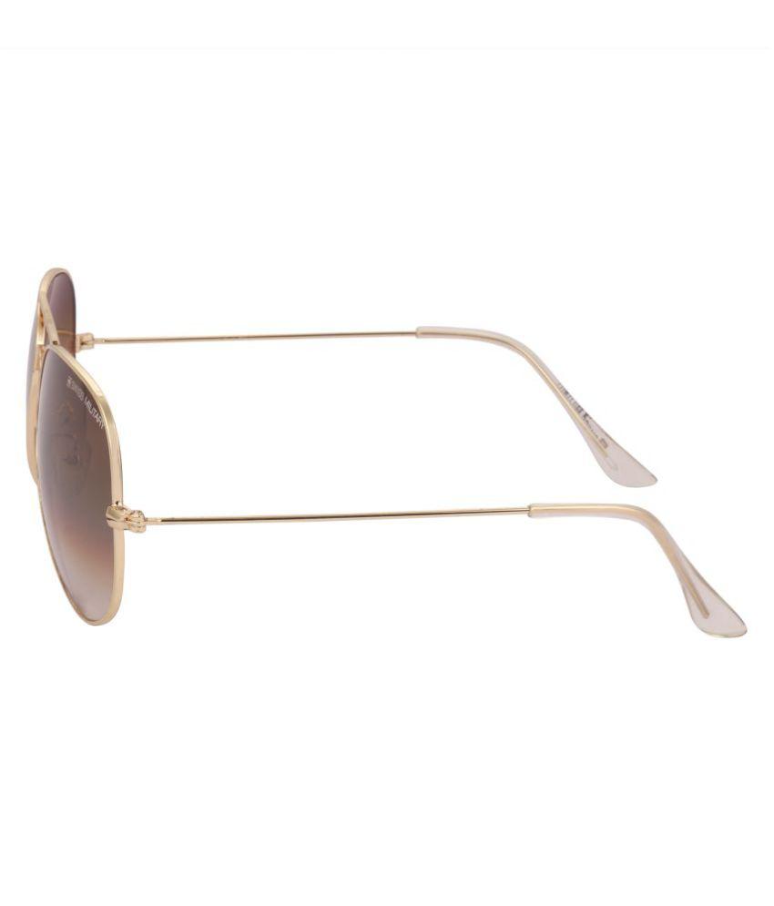 f8f3fa176d2 Swiss Military Brown Aviator Sunglasses ( SUN4 ) - Buy Swiss ...