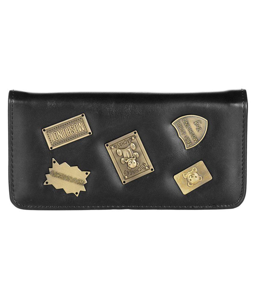 JG Shoppe Black Wallet